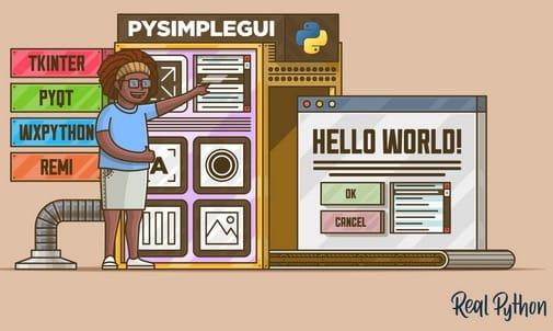 PySimpleGUI
