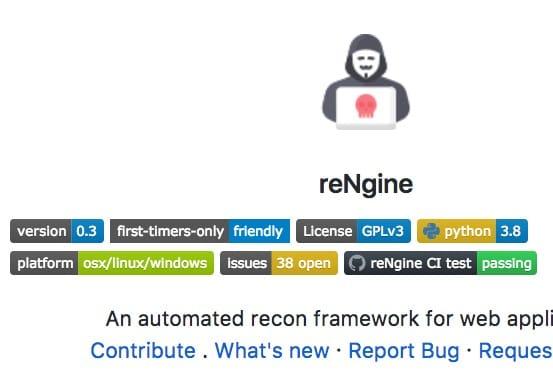 reNgine