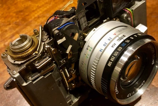 Canonet G-III QL17
